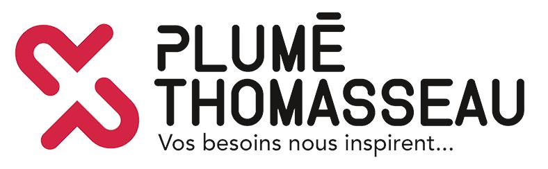 Logo Plumé Thomasseau