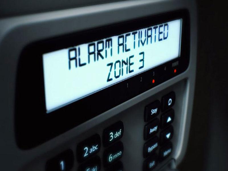 sécurité alarme