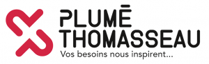 logo plume thomasseau
